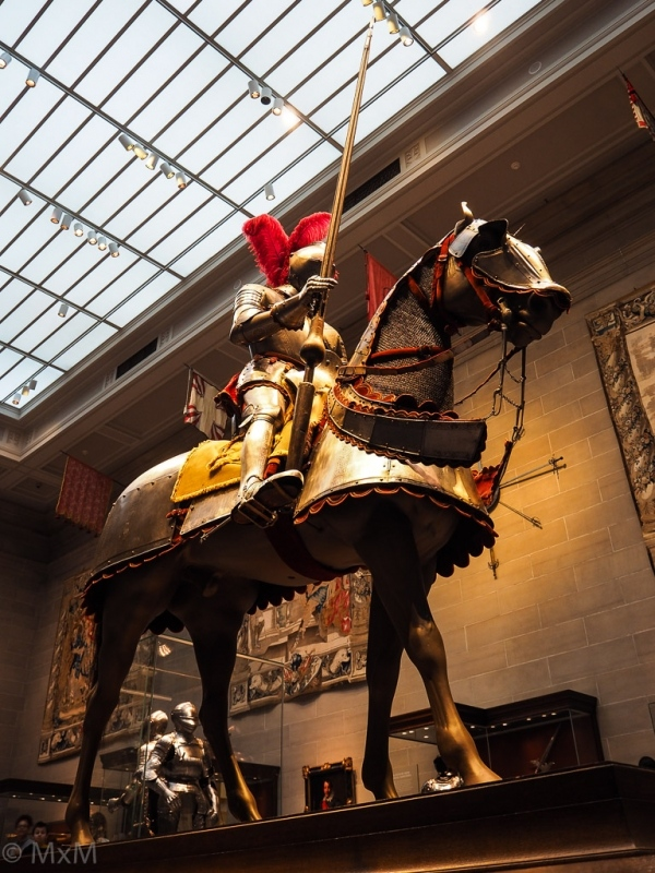 Personal fave from the Armor Room, Cleveland Museum of Art