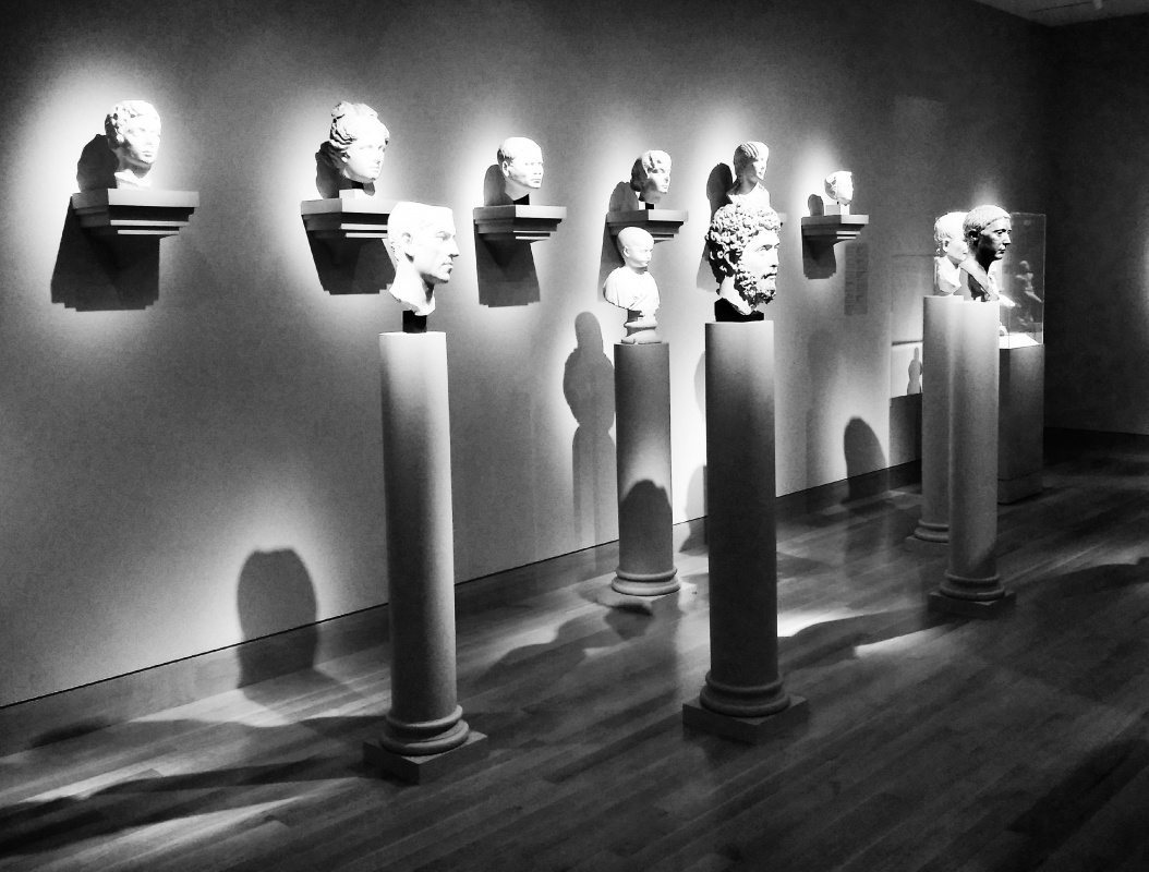 Another personal fave, Clevelan Museum of Art