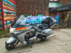 2011 Victory Vision Touring